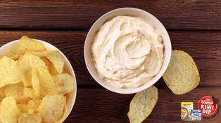 PSA: Today is Chip and Dip Day and we can't wait to get our snack on