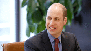 Prince William was voted world's sexiest bald man and people online are outraged