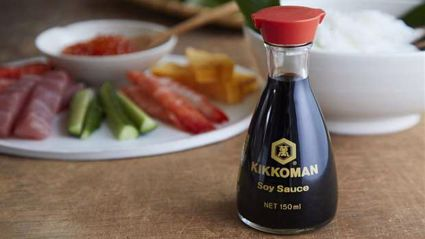 Viral video shows the mind-blowing reason Kikkoman Soy Sauce bottles have two holes
