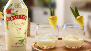 It turns out a new 'Colada' Bailey's flavour exists and it looks delicious