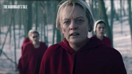 The intense new trailer for 'The Handmaid's Tale' season four will give you goosebumps