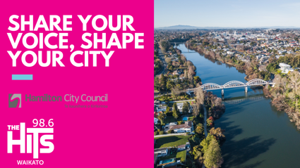 Share Your Voice, Shape Your City - Mark Bunting