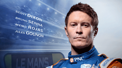 Kiwi race car driver Scott Dixon stars in first trailer for new doco 'Become Who You Are'