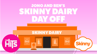 Jono and Ben's Skinny Dairy Day Off