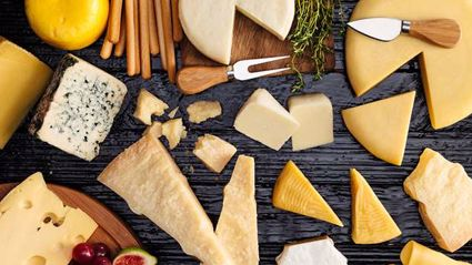 People who eat a lot of cheese are healthier than those who avoid it according to science