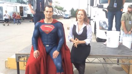 Is Henry Cavill really a Superman or a Superwuss?